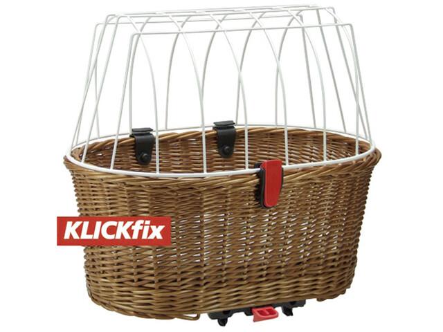 KlickFix Koszyk dla psa do systemu Racktime